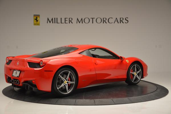 Used 2010 Ferrari 458 Italia for sale Sold at Aston Martin of Greenwich in Greenwich CT 06830 8