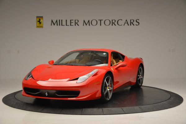 Used 2010 Ferrari 458 Italia for sale Sold at Aston Martin of Greenwich in Greenwich CT 06830 1
