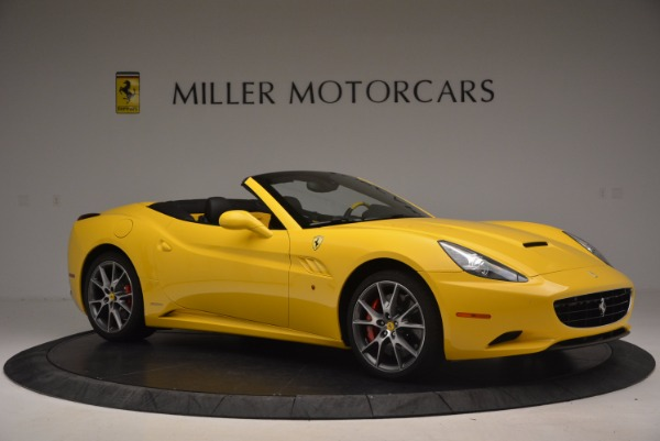 Used 2011 Ferrari California for sale Sold at Aston Martin of Greenwich in Greenwich CT 06830 10