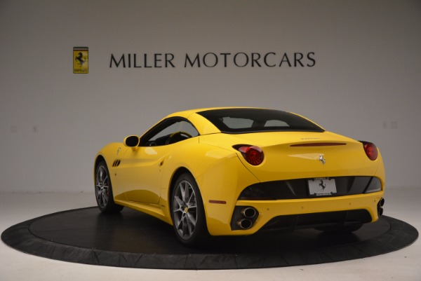 Used 2011 Ferrari California for sale Sold at Aston Martin of Greenwich in Greenwich CT 06830 17