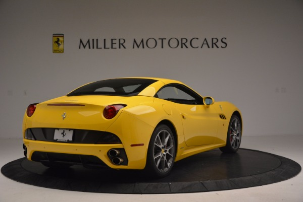 Used 2011 Ferrari California for sale Sold at Aston Martin of Greenwich in Greenwich CT 06830 19