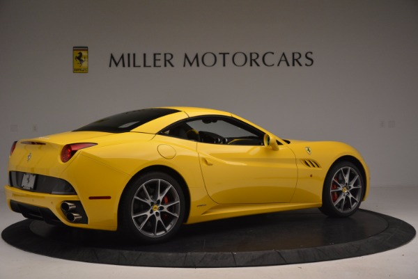 Used 2011 Ferrari California for sale Sold at Aston Martin of Greenwich in Greenwich CT 06830 20