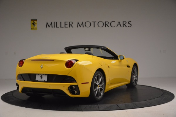 Used 2011 Ferrari California for sale Sold at Aston Martin of Greenwich in Greenwich CT 06830 7