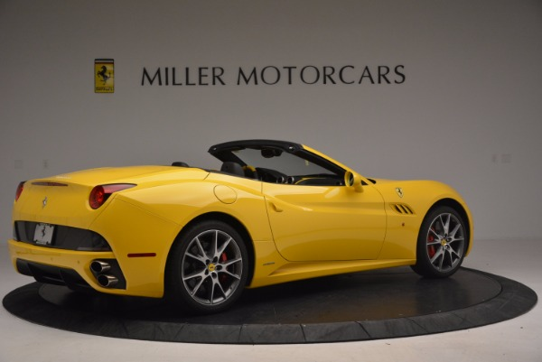 Used 2011 Ferrari California for sale Sold at Aston Martin of Greenwich in Greenwich CT 06830 8