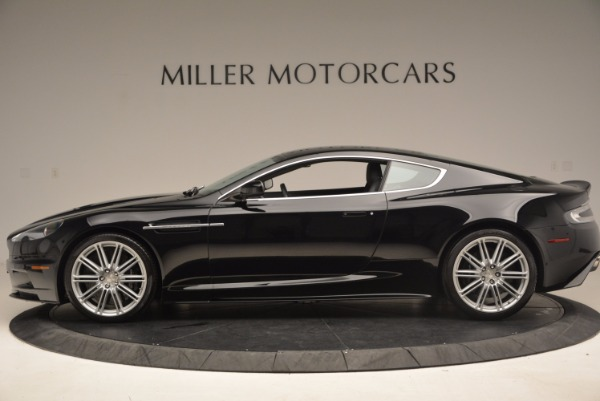 Used 2009 Aston Martin DBS for sale Sold at Aston Martin of Greenwich in Greenwich CT 06830 3