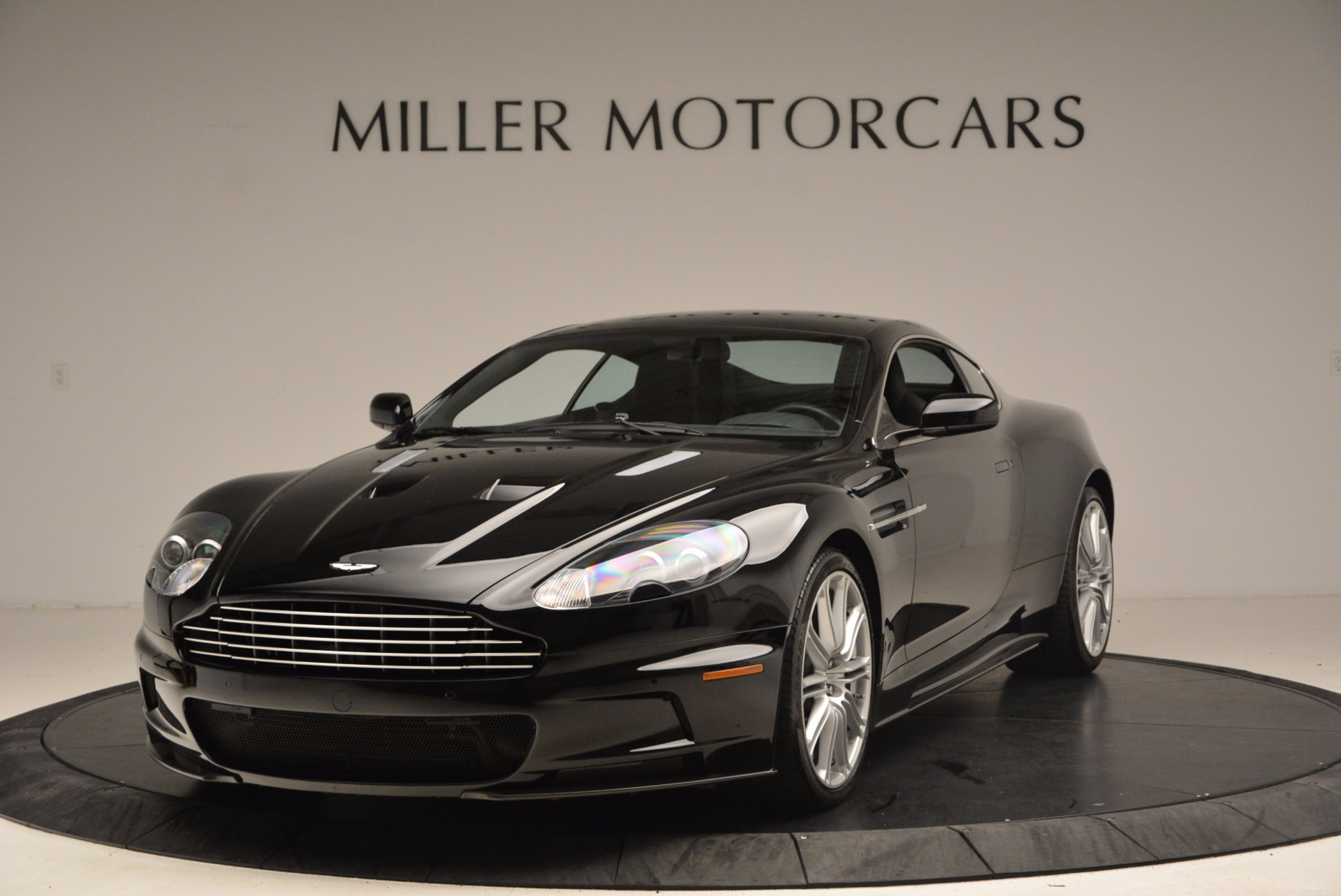 Used 2009 Aston Martin DBS for sale Sold at Aston Martin of Greenwich in Greenwich CT 06830 1