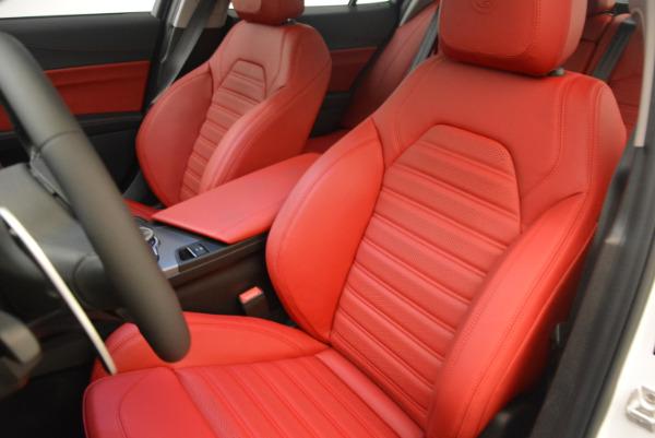 New 2017 Alfa Romeo Giulia Ti Sport Q4 for sale Sold at Aston Martin of Greenwich in Greenwich CT 06830 15