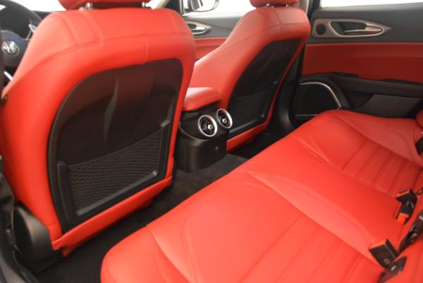 New 2017 Alfa Romeo Giulia Ti Sport Q4 for sale Sold at Aston Martin of Greenwich in Greenwich CT 06830 16