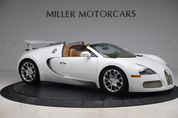 Used 2011 Bugatti Veyron 16.4 Grand Sport for sale Call for price at Aston Martin of Greenwich in Greenwich CT 06830 10