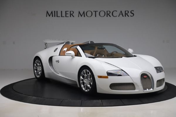 Used 2011 Bugatti Veyron 16.4 Grand Sport for sale Call for price at Aston Martin of Greenwich in Greenwich CT 06830 11