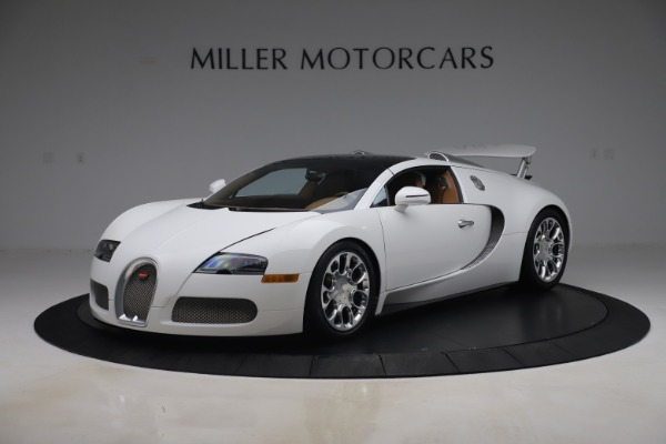 Used 2011 Bugatti Veyron 16.4 Grand Sport for sale Call for price at Aston Martin of Greenwich in Greenwich CT 06830 12