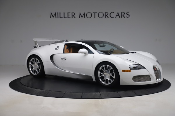 Used 2011 Bugatti Veyron 16.4 Grand Sport for sale Call for price at Aston Martin of Greenwich in Greenwich CT 06830 16