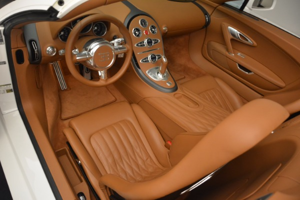 Used 2011 Bugatti Veyron 16.4 Grand Sport for sale Call for price at Aston Martin of Greenwich in Greenwich CT 06830 17