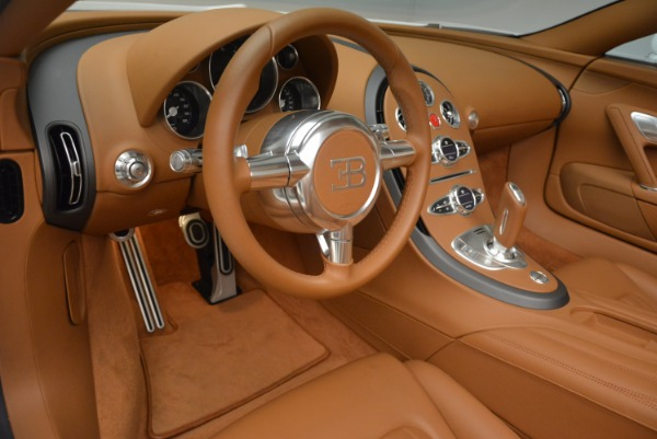 Used 2011 Bugatti Veyron 16.4 Grand Sport for sale Call for price at Aston Martin of Greenwich in Greenwich CT 06830 18