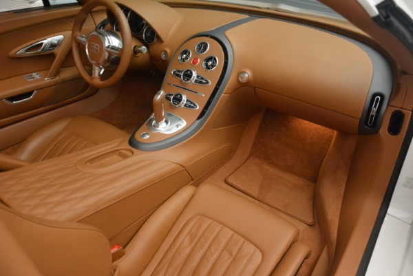 Used 2011 Bugatti Veyron 16.4 Grand Sport for sale Call for price at Aston Martin of Greenwich in Greenwich CT 06830 19