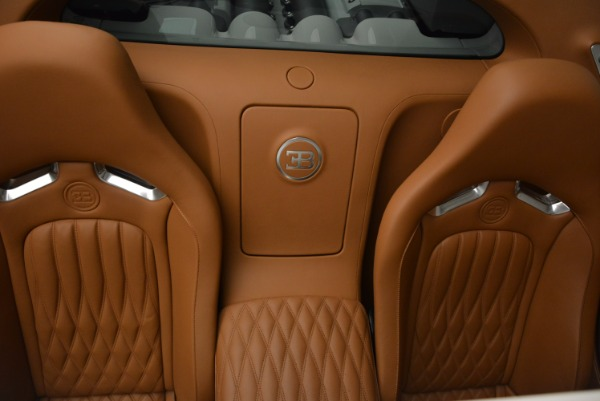Used 2011 Bugatti Veyron 16.4 Grand Sport for sale Call for price at Aston Martin of Greenwich in Greenwich CT 06830 20