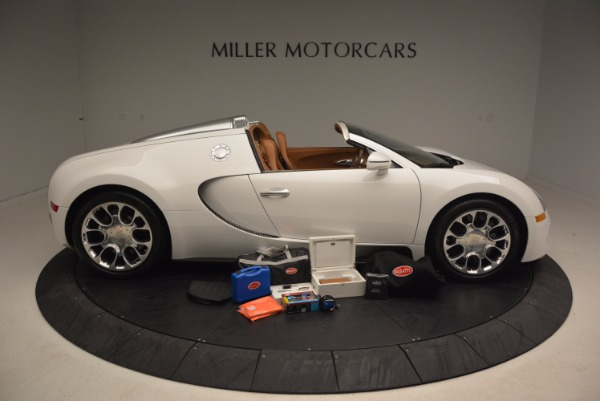 Used 2011 Bugatti Veyron 16.4 Grand Sport for sale Call for price at Aston Martin of Greenwich in Greenwich CT 06830 22