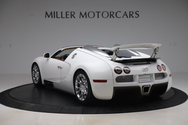 Used 2011 Bugatti Veyron 16.4 Grand Sport for sale Call for price at Aston Martin of Greenwich in Greenwich CT 06830 5