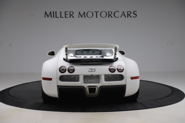 Used 2011 Bugatti Veyron 16.4 Grand Sport for sale Call for price at Aston Martin of Greenwich in Greenwich CT 06830 6