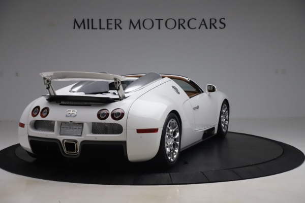 Used 2011 Bugatti Veyron 16.4 Grand Sport for sale Call for price at Aston Martin of Greenwich in Greenwich CT 06830 7