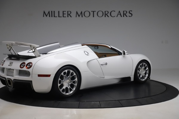 Used 2011 Bugatti Veyron 16.4 Grand Sport for sale Call for price at Aston Martin of Greenwich in Greenwich CT 06830 8
