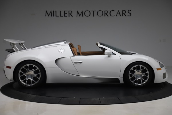 Used 2011 Bugatti Veyron 16.4 Grand Sport for sale Call for price at Aston Martin of Greenwich in Greenwich CT 06830 9