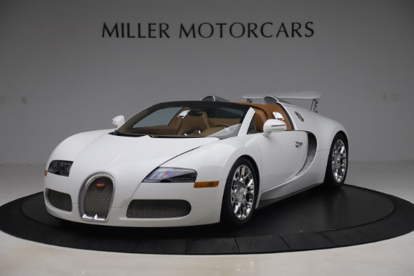 Used 2011 Bugatti Veyron 16.4 Grand Sport for sale Call for price at Aston Martin of Greenwich in Greenwich CT 06830 1