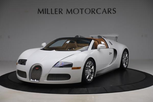 2011 Bugatti Veyron 16.4