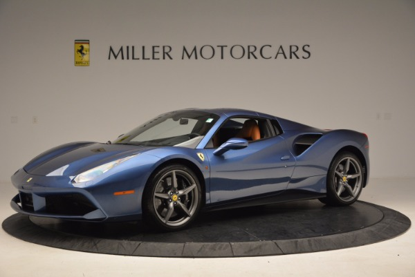 Used 2017 Ferrari 488 Spider for sale Sold at Aston Martin of Greenwich in Greenwich CT 06830 14