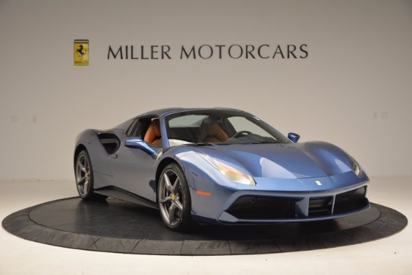 Used 2017 Ferrari 488 Spider for sale Sold at Aston Martin of Greenwich in Greenwich CT 06830 23
