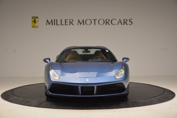 Used 2017 Ferrari 488 Spider for sale Sold at Aston Martin of Greenwich in Greenwich CT 06830 24