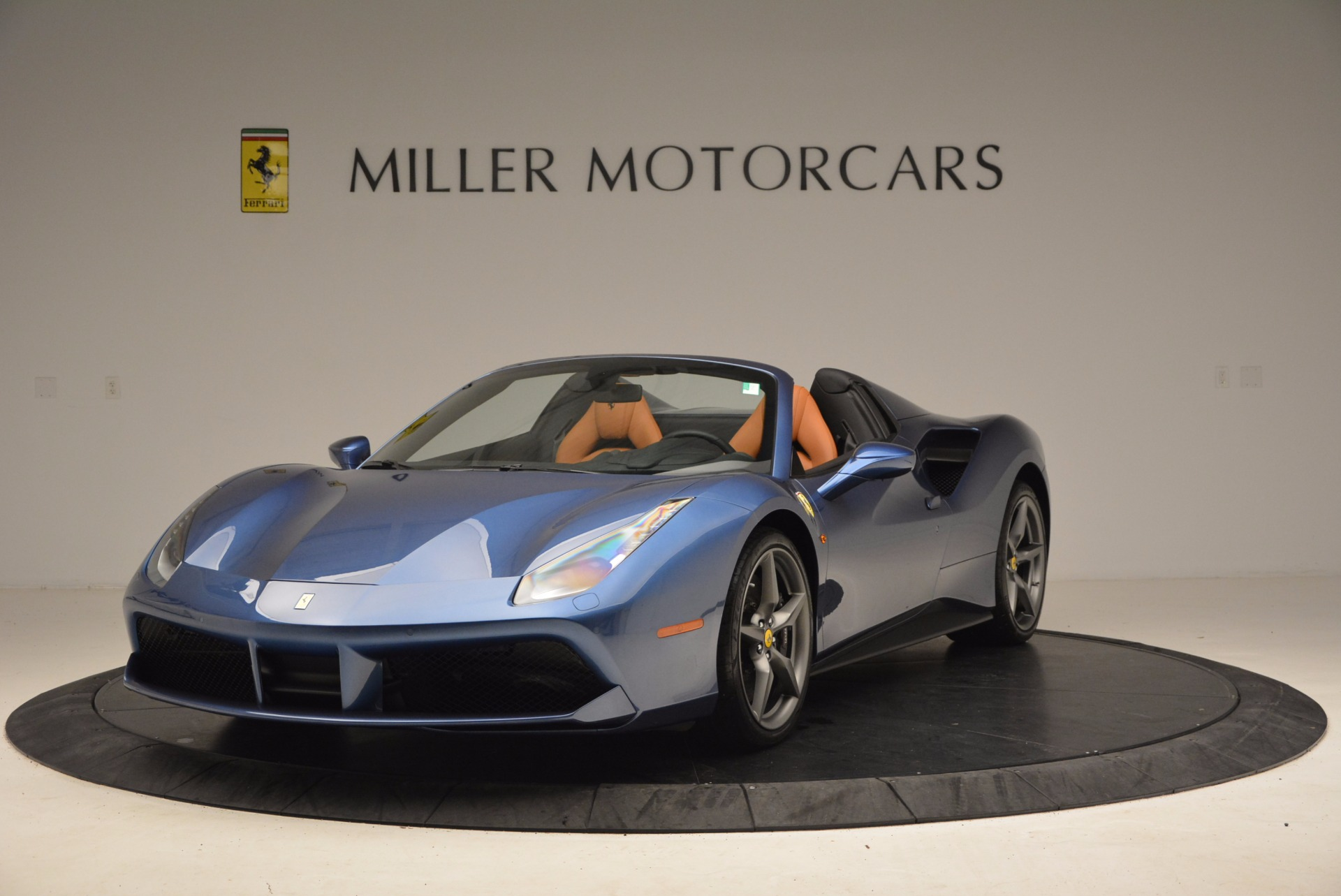 Used 2017 Ferrari 488 Spider for sale Sold at Aston Martin of Greenwich in Greenwich CT 06830 1
