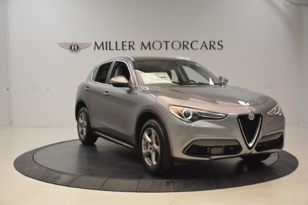 New 2018 Alfa Romeo Stelvio Q4 for sale Sold at Aston Martin of Greenwich in Greenwich CT 06830 11