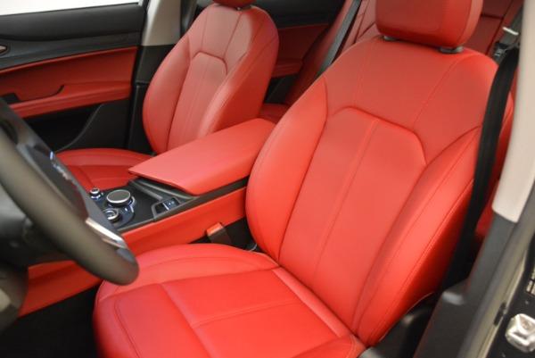 New 2018 Alfa Romeo Stelvio Q4 for sale Sold at Aston Martin of Greenwich in Greenwich CT 06830 15