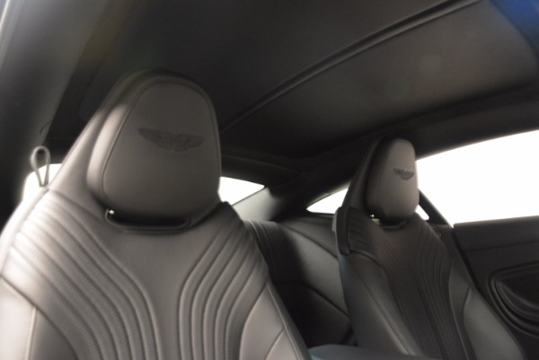 Used 2017 Aston Martin DB11 for sale Sold at Aston Martin of Greenwich in Greenwich CT 06830 18