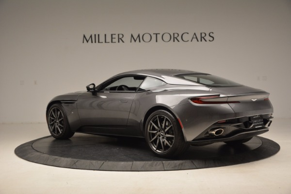 Used 2017 Aston Martin DB11 for sale Sold at Aston Martin of Greenwich in Greenwich CT 06830 4