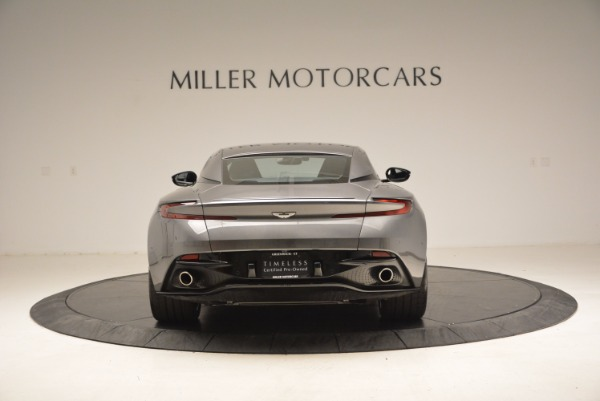 Used 2017 Aston Martin DB11 for sale Sold at Aston Martin of Greenwich in Greenwich CT 06830 6