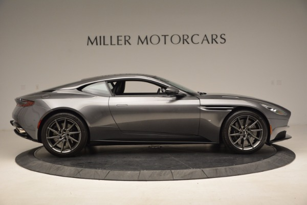 Used 2017 Aston Martin DB11 for sale Sold at Aston Martin of Greenwich in Greenwich CT 06830 9