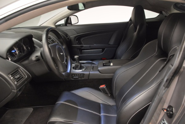 Used 2012 Aston Martin V8 Vantage for sale Sold at Aston Martin of Greenwich in Greenwich CT 06830 13
