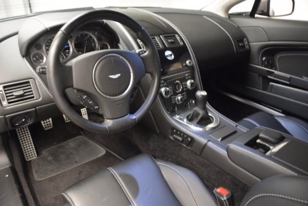 Used 2012 Aston Martin V8 Vantage for sale Sold at Aston Martin of Greenwich in Greenwich CT 06830 14