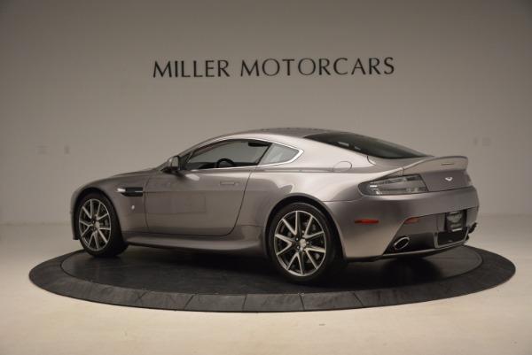 Used 2012 Aston Martin V8 Vantage for sale Sold at Aston Martin of Greenwich in Greenwich CT 06830 4