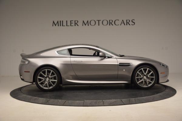 Used 2012 Aston Martin V8 Vantage for sale Sold at Aston Martin of Greenwich in Greenwich CT 06830 9