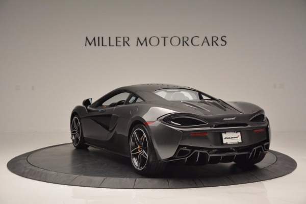 Used 2016 McLaren 570S for sale Sold at Aston Martin of Greenwich in Greenwich CT 06830 5