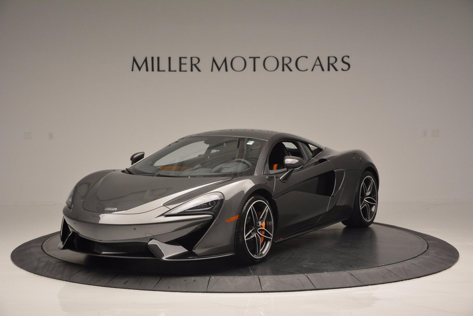 Used 2016 McLaren 570S for sale Sold at Aston Martin of Greenwich in Greenwich CT 06830 1