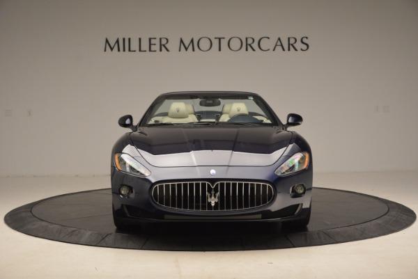 Used 2016 Maserati GranTurismo for sale Sold at Aston Martin of Greenwich in Greenwich CT 06830 12