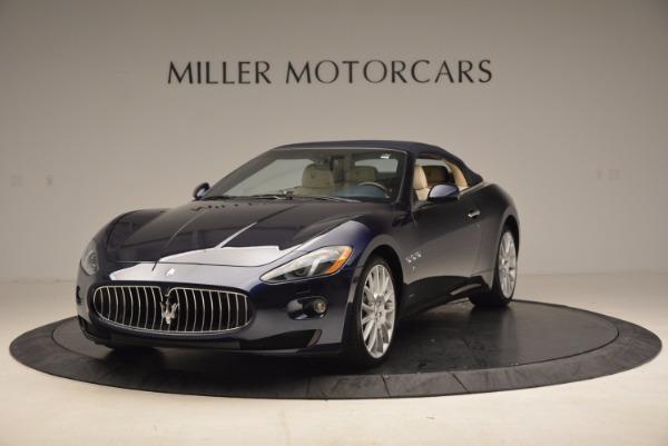 Used 2016 Maserati GranTurismo for sale Sold at Aston Martin of Greenwich in Greenwich CT 06830 13