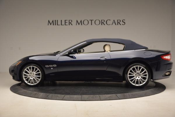 Used 2016 Maserati GranTurismo for sale Sold at Aston Martin of Greenwich in Greenwich CT 06830 15