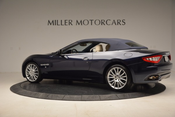 Used 2016 Maserati GranTurismo for sale Sold at Aston Martin of Greenwich in Greenwich CT 06830 16