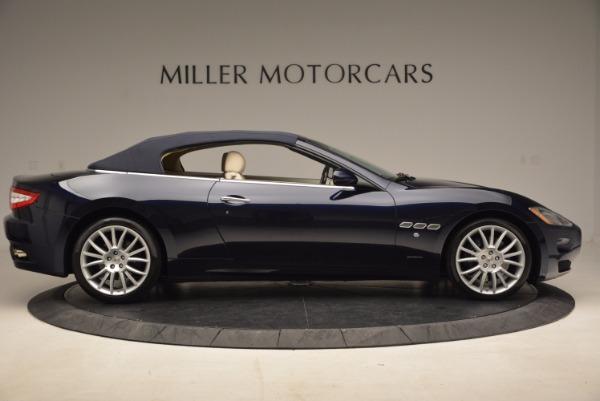Used 2016 Maserati GranTurismo for sale Sold at Aston Martin of Greenwich in Greenwich CT 06830 21