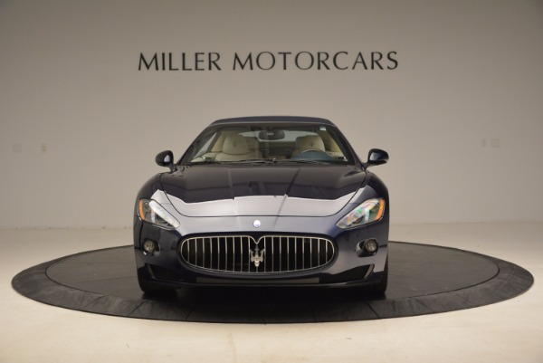 Used 2016 Maserati GranTurismo for sale Sold at Aston Martin of Greenwich in Greenwich CT 06830 24